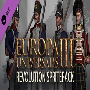 Europa Universalis 3 Revolution SpritePack