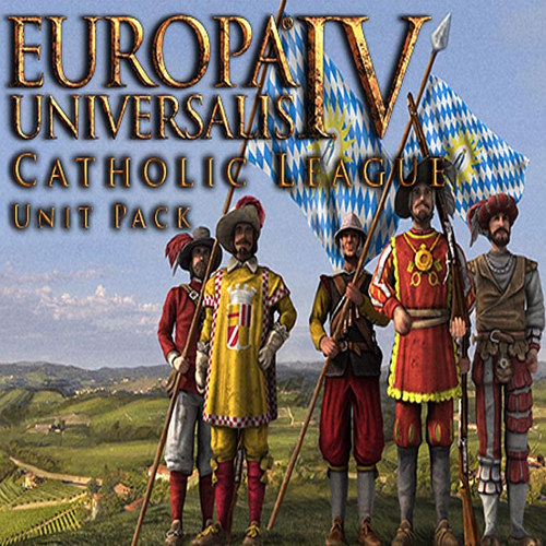 Europa Universalis 4 Catholic League Unit Pack Digital Download Price Comparison