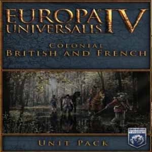 Europa Universalis 4 Colonial British and French Unit Pack Digital Download Price Comparison
