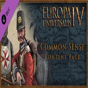 Europa Universalis 4 Common Sense Content Pack