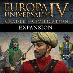 Europa Universalis 4 Cradle of Civilization Content Pack Digital Download Price Comparison