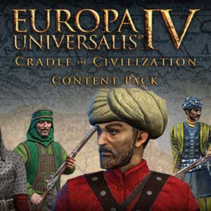 Europa Universalis 4 Cradle of Civilization Expansion Digital Download Price Comparison