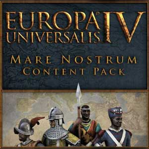 Europa Universalis 4 Mare Nostrum Content Pack Digital Download Price Comparison