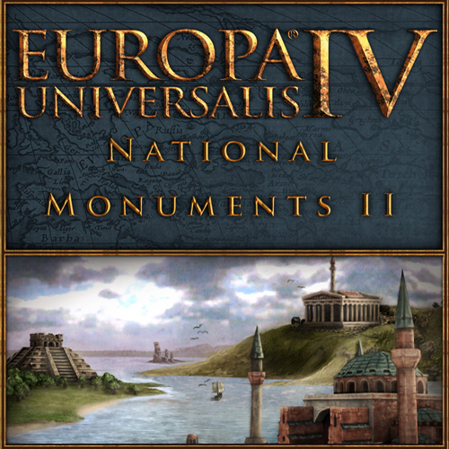 Europa Universalis 4 National Monuments 2 Digital Download Price Comparison
