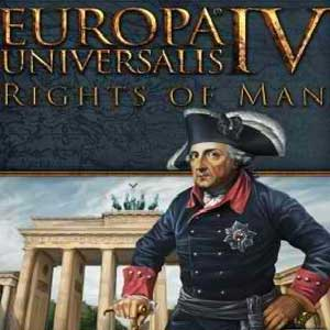 Europa Universalis 4 Rights of Man Digital Download Price Comparison