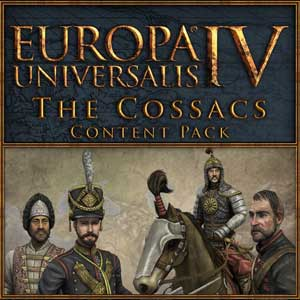 Europa Universalis 4 The Cossacks Content Pack Digital Download Price Comparison