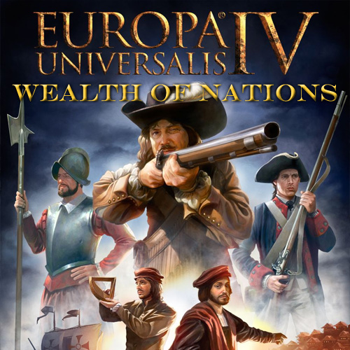 Europa Universalis 4 Wealth of Nations Digital Download Price Comparison