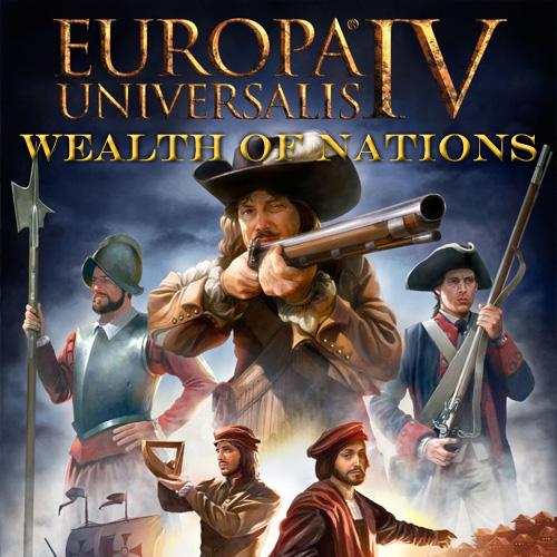 Europa Universalis 4 Wealth of Nations