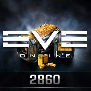 EVE Online 2860 Plex Digital Download Price Comparison