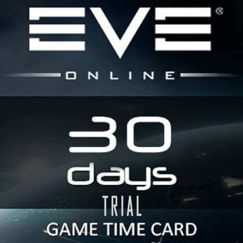 EVE Online 30 Days Trial Gamecard Code Price Comparison
