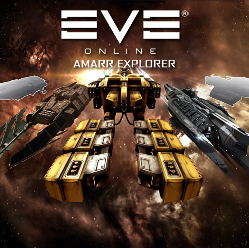 Eve Online Amarr Explorer Digital Download Price Comparison