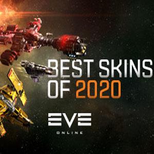 EVE Online Best of 2020 SKINs Digital Download Price Comparison