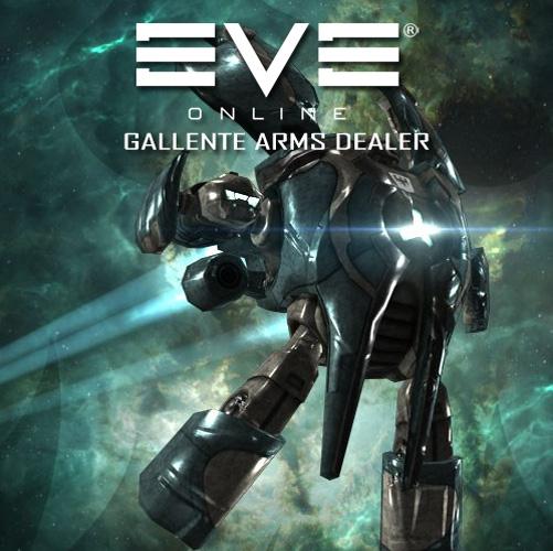 EVE Online Gallente Arms Dealer Digital Download Price Comparison