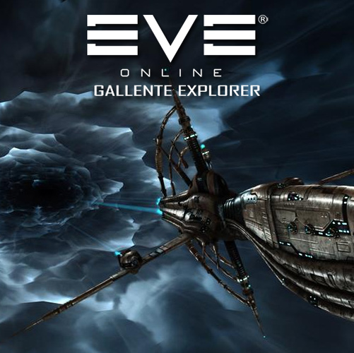 EVE Online Gallente Explorer Digital Download Price Comparison