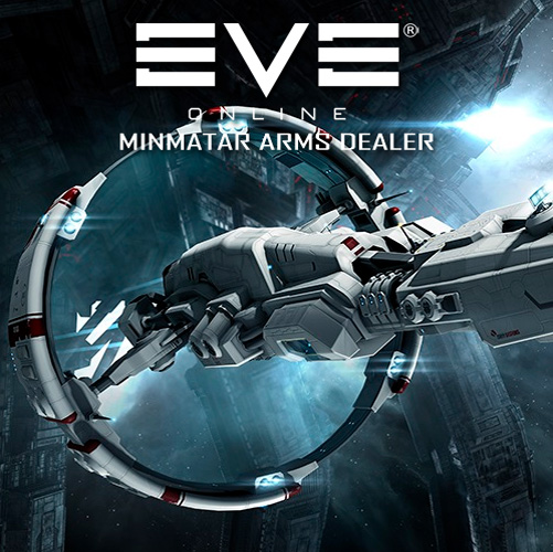 Eve Online Minmatar Arms Dealer Digital Download Price Comparison