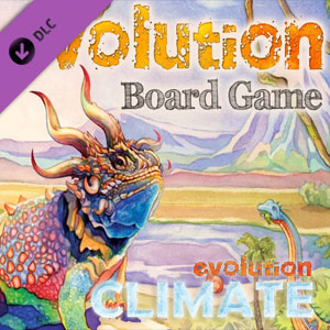 Evolution Board Game Climate Board Game Expansion