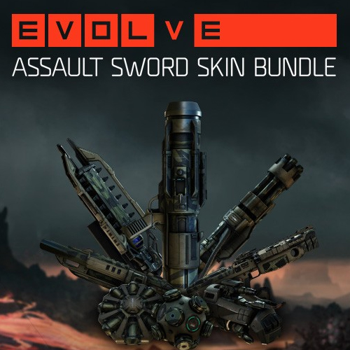 Evolve Assault Sword Skin Pack Digital Download Price Comparison