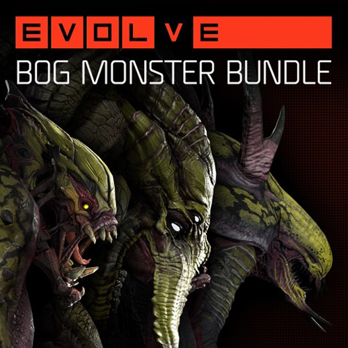 Evolve Bog Monster Skin Pack Digital Download Price Comparison