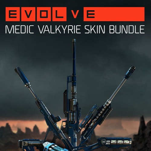Evolve Medic Valkyrie Skin Pack Digital Download Price Comparison