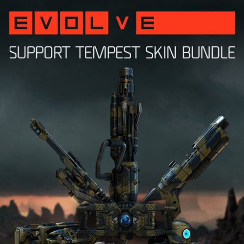 Evolve Support Tempest Skin Pack Digital Download Price Comparison