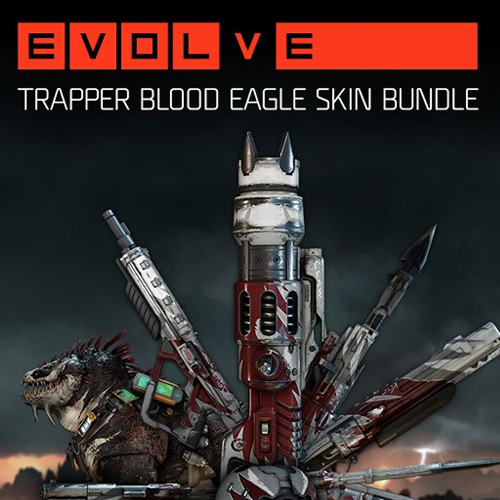Evolve Trapper Blood Eagle Skin Pack Digital Download Price Comparison