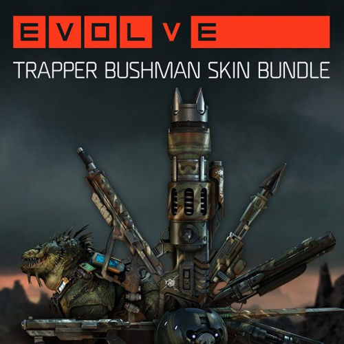 Evolve Trapper Bushman Skin Pack Digital Download Price Comparison