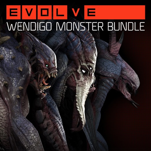 Evolve Wendigo Monster Skin Pack Digital Download Price Comparison