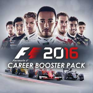 F1 2016 Career Booster Pack Digital Download Price Comparison