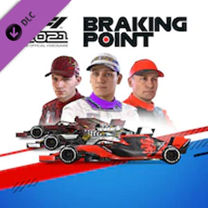 F1 2021 Braking Point Content Pack PS5 Price Comparison