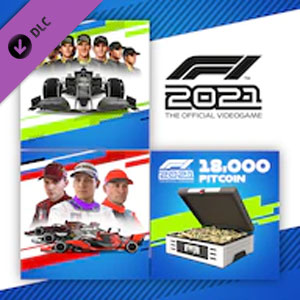 F1 2021 Deluxe Upgrade Pack