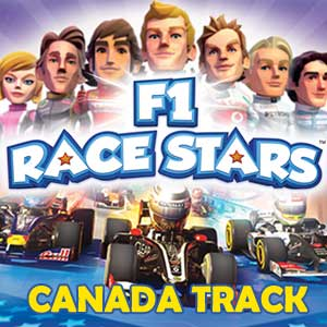F1 Race Stars Canada Track Digital Download Price Comparison