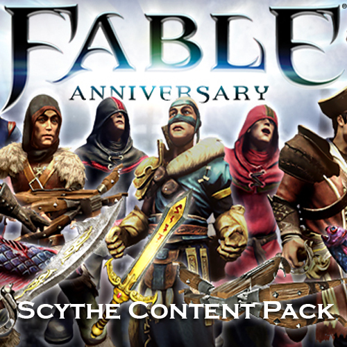 Fable Anniversary Scythe Content Pack Digital Download Price Comparison