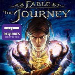 Fable The Journey XBox 360 Code Price Comparison