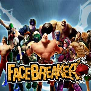 FaceBreaker XBox 360 Code Price Comparison