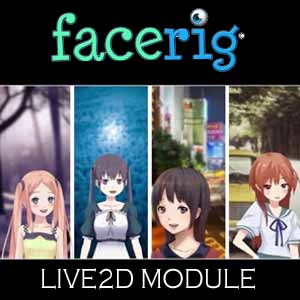 FaceRig Live2D Module Digital Download Price Comparison