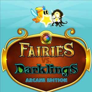 Fairies vs Darklings Digital Download Price Comparison