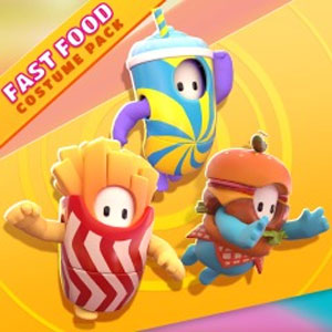 Fall Guys Fast Food Costume Pack Digital Download Price Comparison
