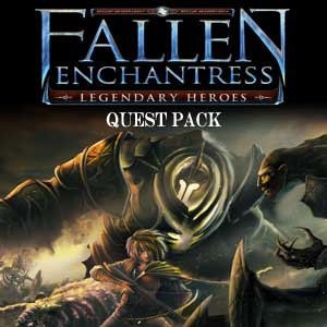 Fallen Enchantress Legendary Heroes Quest Pack Digital Download Price Comparison