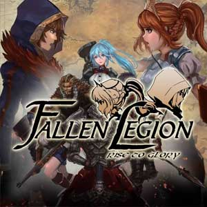 Fallen Legion Rise To Glory Nintendo Switch Cheap Price Comparison