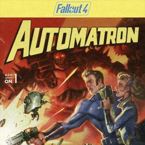 Fallout 4 Automatron Ps4 Digital & Box Price Comparison