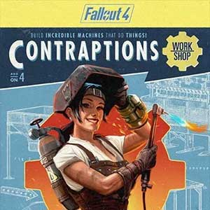 Fallout 4 Contraptions Workshop Digital Download Price Comparison