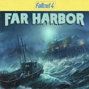 Fallout 4 Far Harbor Ps4 Digital & Box Price Comparison