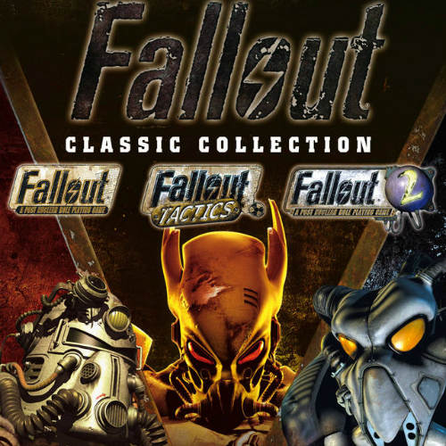 Fallout Classic Collection Digital Download Price Comparison
