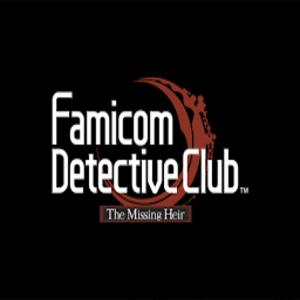 Famicom Detective Club The Missing Heir