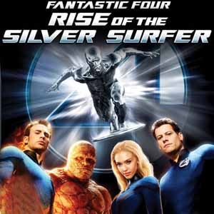 Fantastic Four Rise of the Silver Surfer PS3 Code Price Comparison