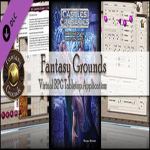 Fantasy Grounds C and C U1 Shadows of Halfling Hall