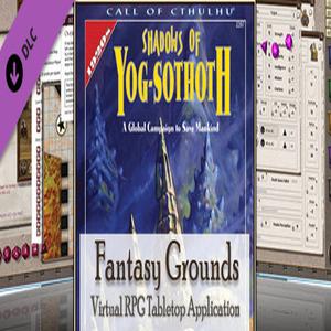Fantasy Grounds Call of Cthulhu Shadows of Yog Sothoth