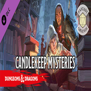 Fantasy Grounds Candlekeep Mysteries