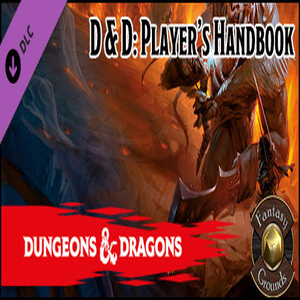 Fantasy Grounds D and D Player's Handbook