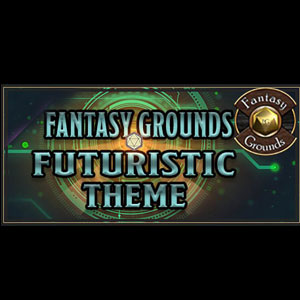 Fantasy Grounds FG Theme Futuristic